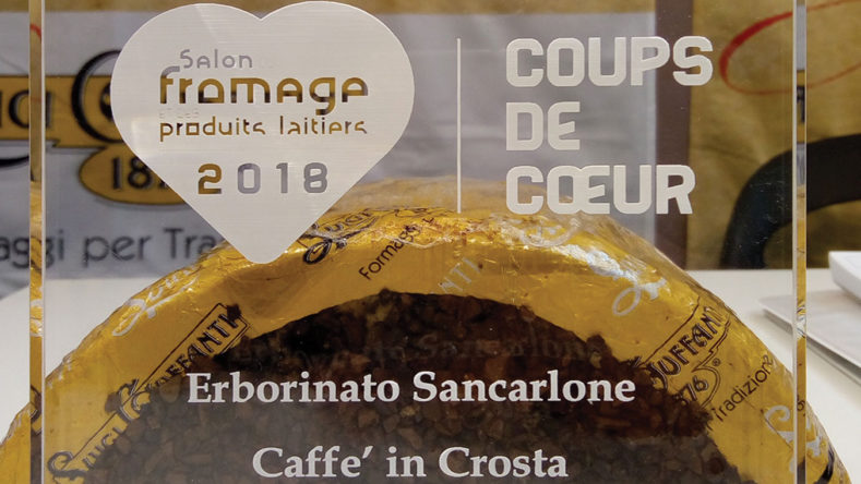 Coups de Coeur – Salon du Fromage 2018 …and the winner is GUFFANTI!