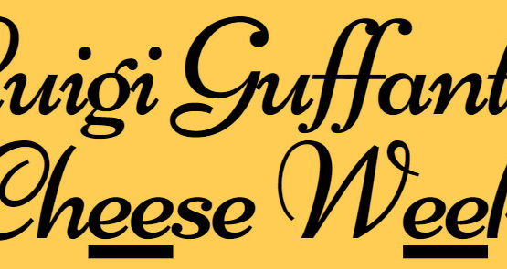 Guffanti's CHEESE WEEK